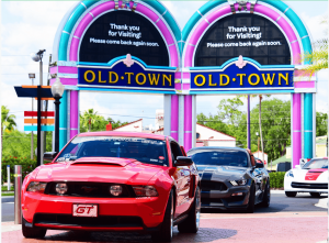 Custom Signs at Old Town Kissimmee